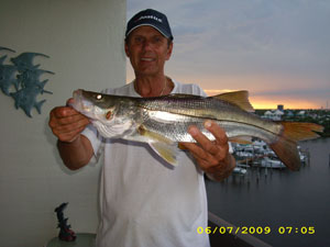 fishing with daytona's captain barry