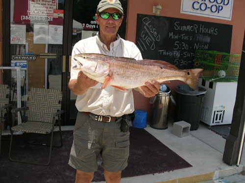 2009 Mosquito Lagoon Trophy Award Winning Fish